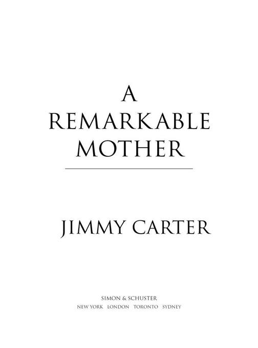 A Remarkable Mother