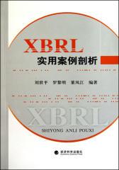 XBRL实用案例剖析(仅适用PC阅读)