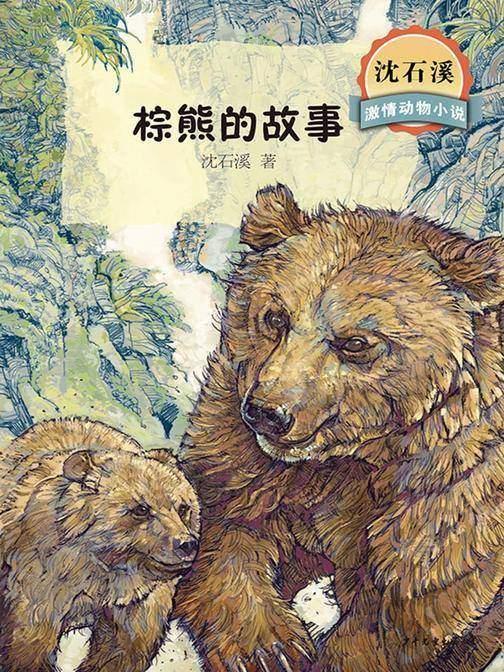 沈石溪激情动物小说  棕熊的故事