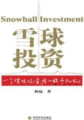 雪球投资:一个价值投资者的股市札记