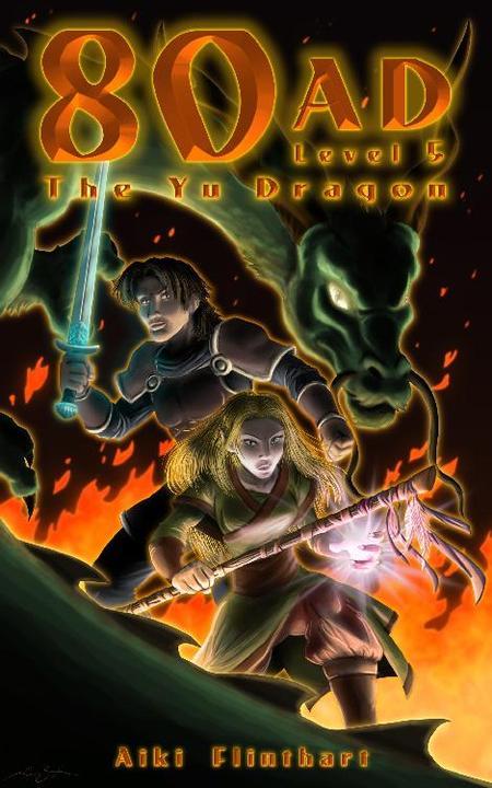80AD The Yu Dragon (Bk5)