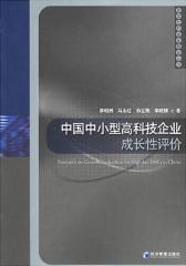 中国中小型高科技企业成长性评价(仅适用PC阅读)