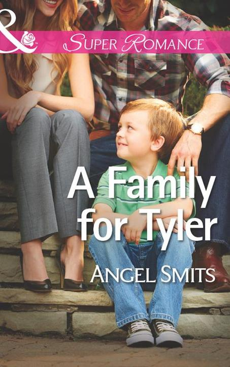 A Family for Tyler (Mills & Boon Superromance) (A Chair at the Hawkins Table, Bo