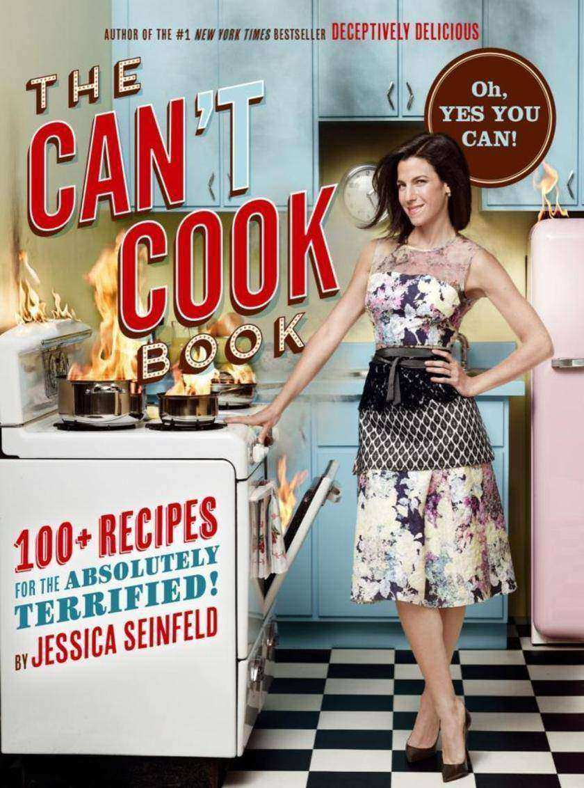 The Can't Cook Book