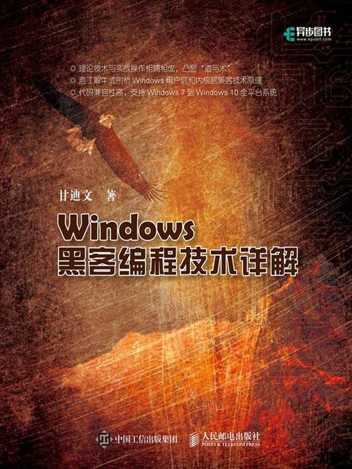 Windows黑客编程技术详解