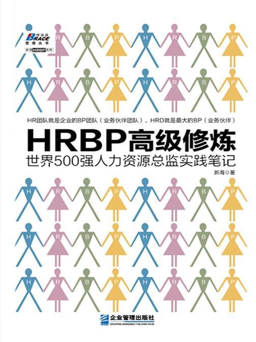 HRBP高级修炼:世界500强人力资源总监实践笔记