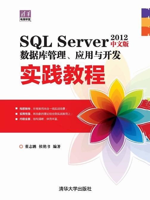 SQL Server 2012中文版数据库管理、应用与开发实践教程