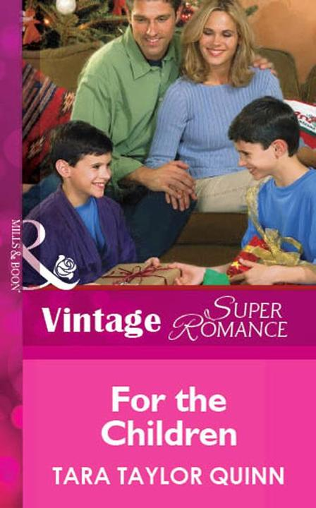 For the Children (Mills & Boon Vintage Superromance)