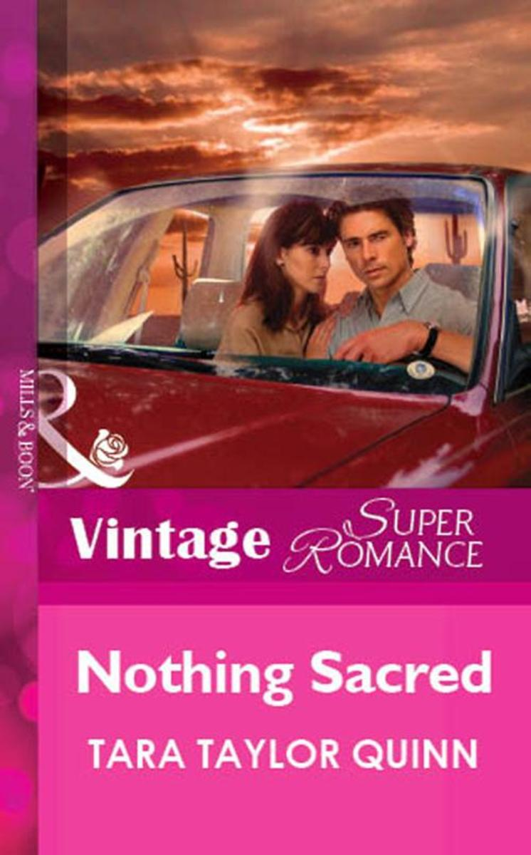 Nothing Sacred (Mills & Boon Vintage Superromance)