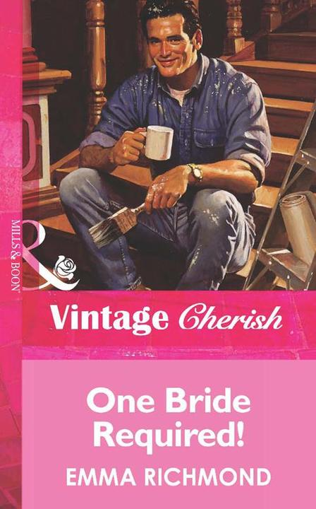 One Bride Required! (Mills & Boon Vintage Cherish)