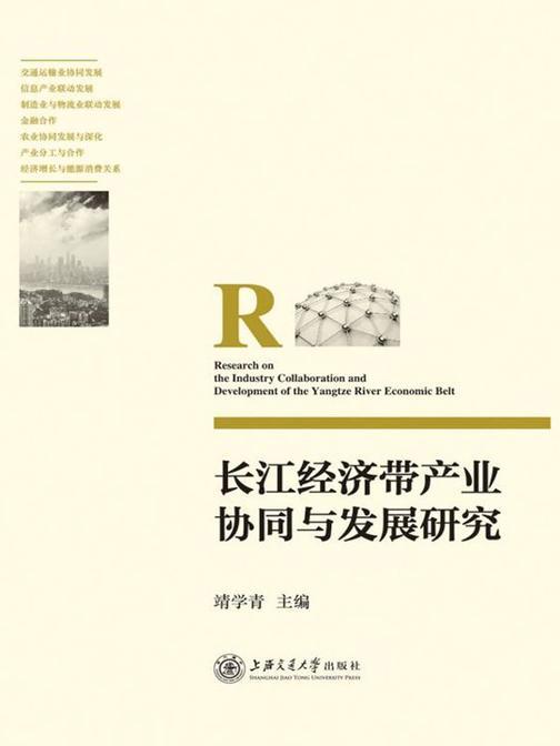 长江经济带产业协同与发展研究