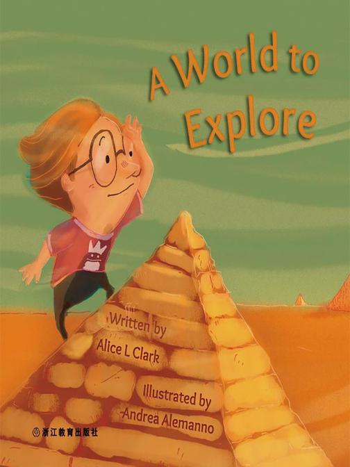 A World to Explore 探索世界