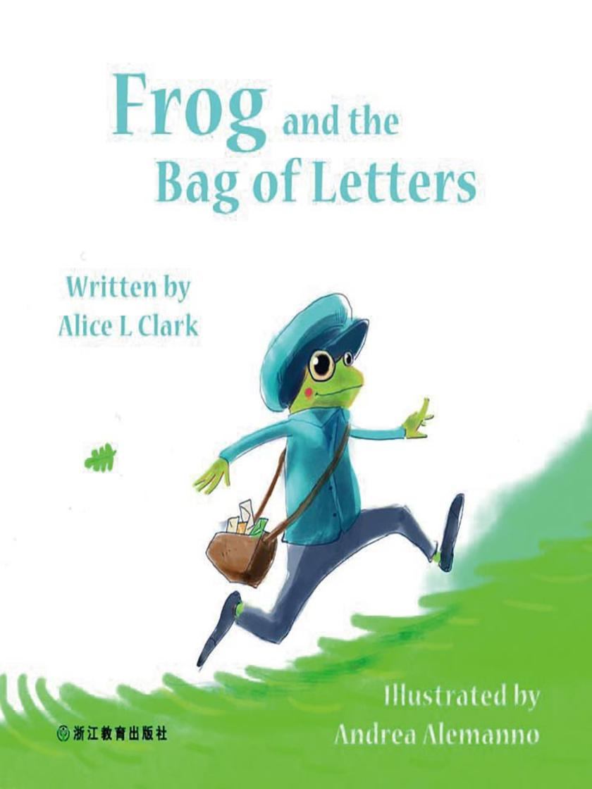 Frog and the Bag of Letters 青蛙和一袋子信件