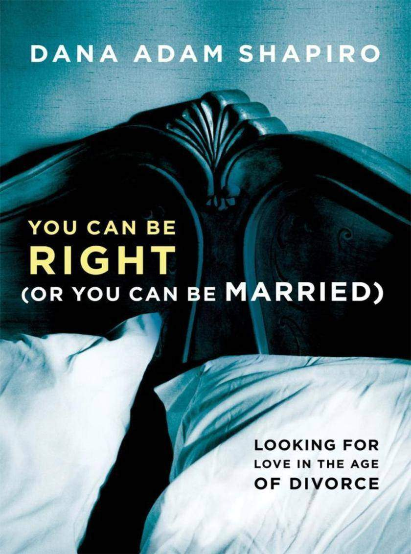 You Can Be Right (or You Can Be Married)