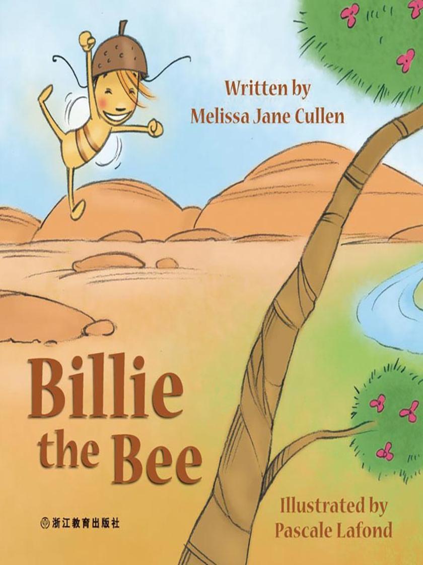 Billie the Bee 蜜蜂Billie