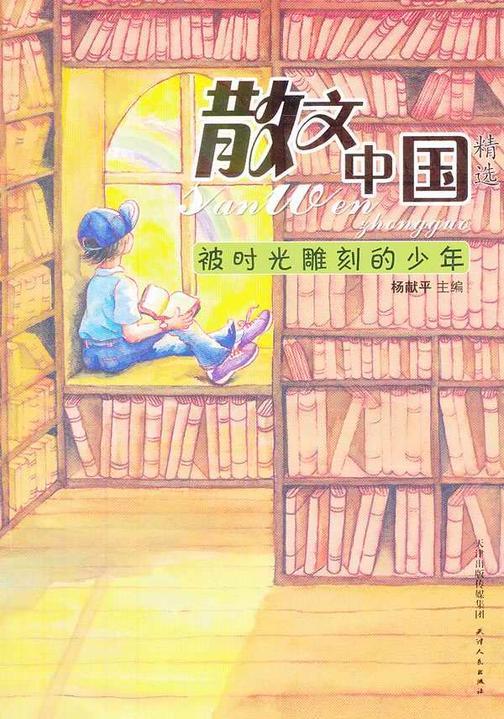 散文中国精选:被时光雕刻的少年(仅适用PC阅读)