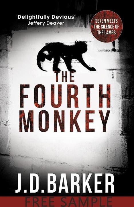 The Fourth Monkey Free Sample (A Detective Porter novel)