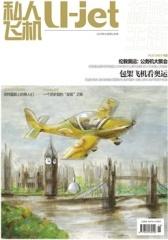 私人飞机 月刊 2012年8月(电子杂志)(仅适用PC阅读)