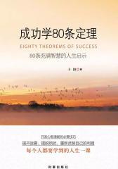 成功学80条定理:80条充满智慧的人生启示