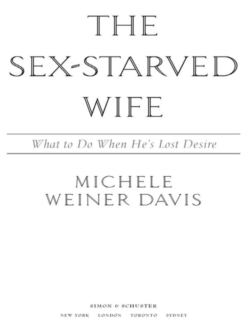 The Sex-Starved Wife
