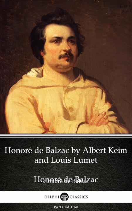 Father Goriot by Honoré de Balzac - Delphi Classics (Illustrated)