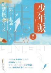 少年派:第十五届新概念作文获奖者作品精选(B卷)