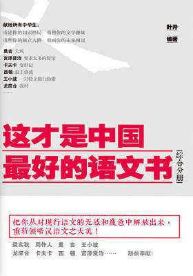 这才是中国最好的语文书(综合分册)