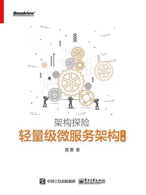 轻量级微服务架构(上册)