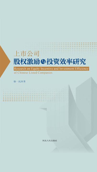 上市公司股权激励与投资效率研究