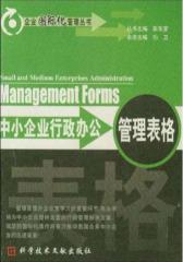 中小企业行政办公管理表格