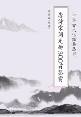唐诗宋词元曲300首鉴赏(中华古文化经典丛书)