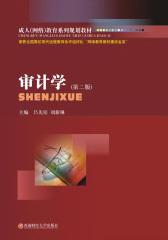 成人(网络)教育系列规划教材:审计学(第二版)(仅适用PC阅读)