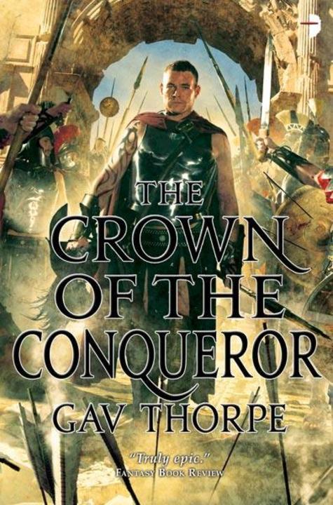 CROWN OF THE CONQUEROR