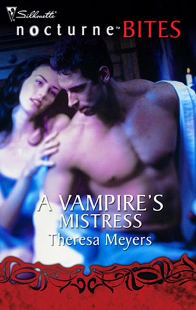 A Vampire's Mistress (Mills & Boon Silhouette)