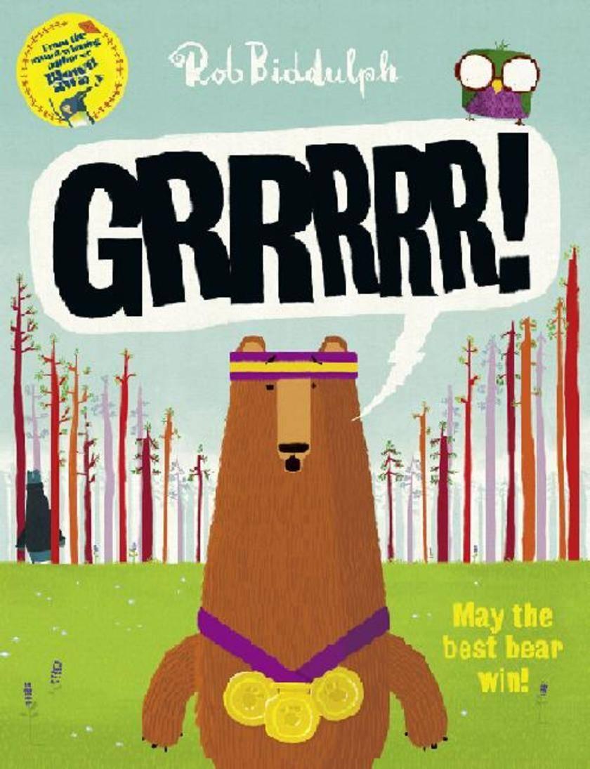 Grrrrr! (Read Aloud by Paul Panting)