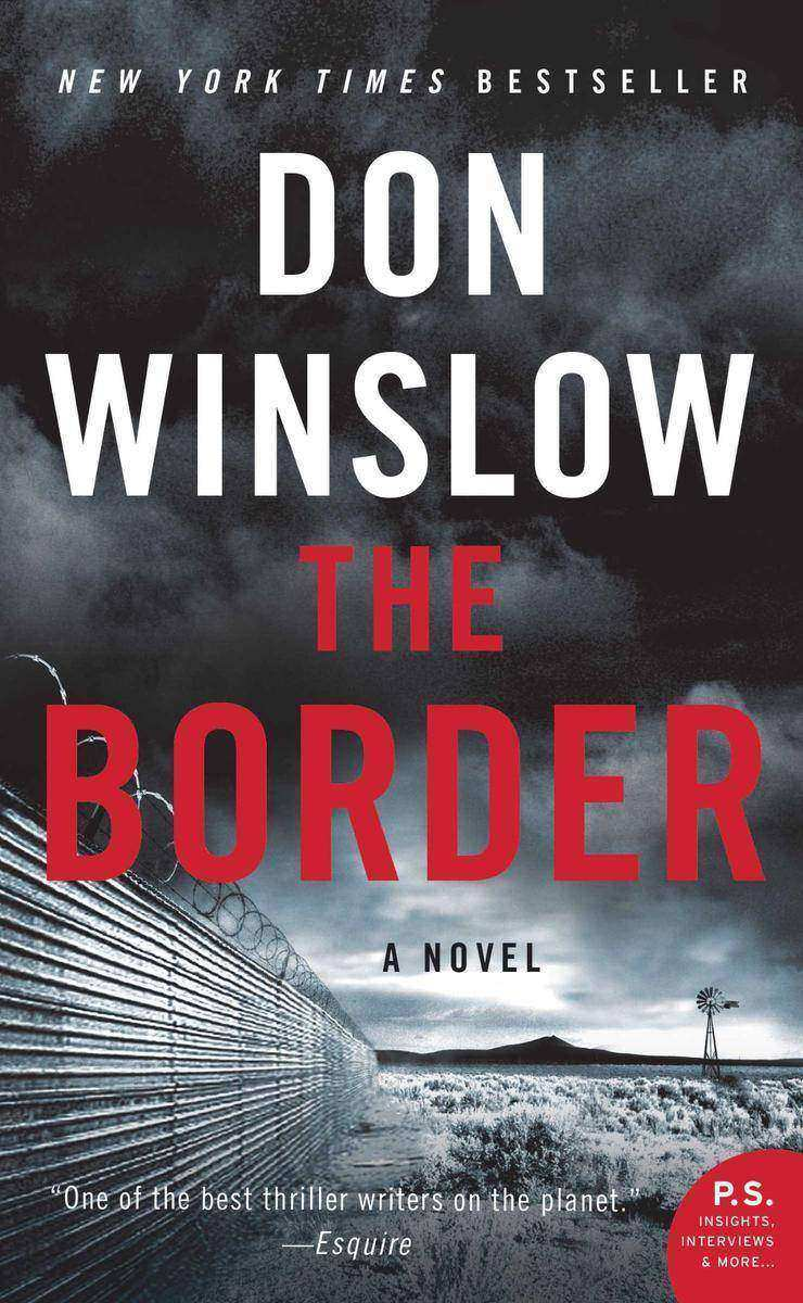 The Border:A Novel