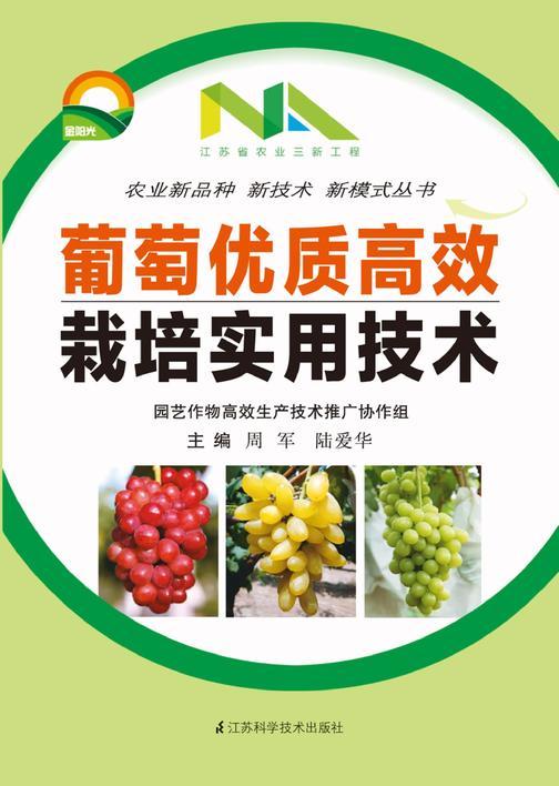葡萄优质高效栽培实用技术