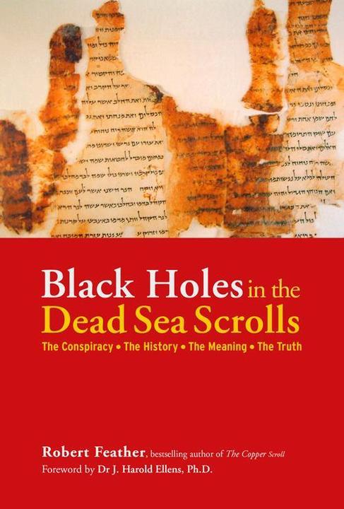 Black Holes in the Dead Sea Scrolls