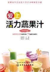 爱上活力蔬果汁:全彩环保版(试读本)(仅适用PC阅读)
