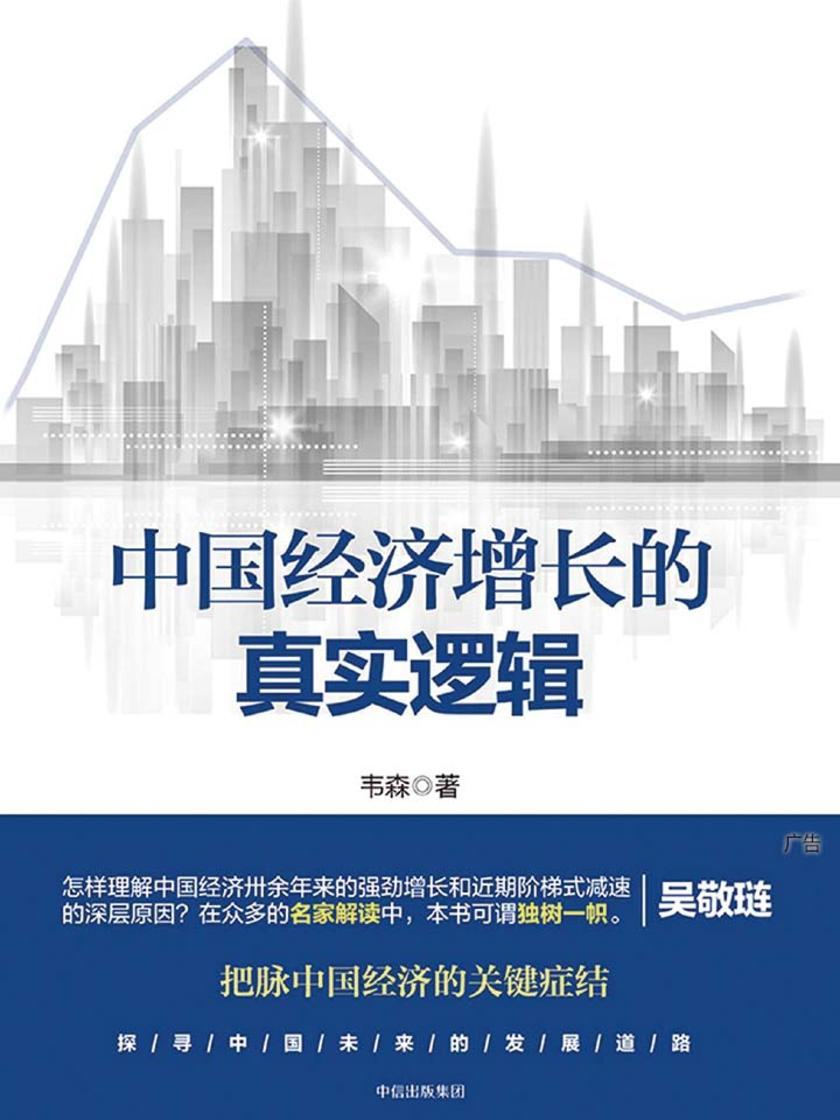 中国经济增长的真实逻辑