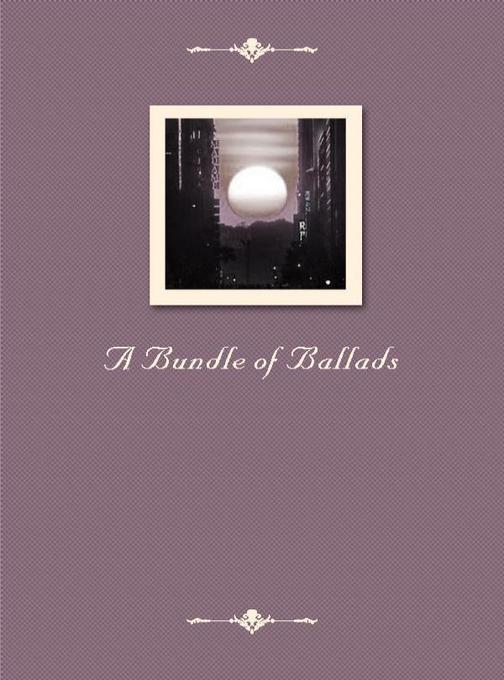 A Bundle of Ballads