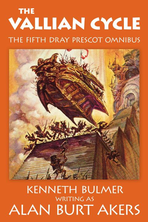 The Vallian Cycle: The fifth Dray Prescot omnibus