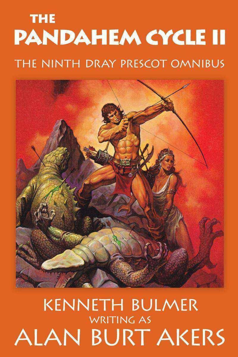 The Pandahem Cycle II: The ninth Dray Prescot omnibus
