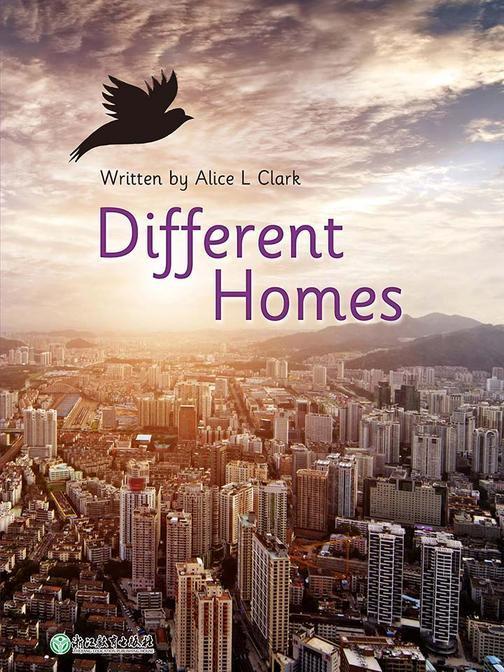 Different Homes不一样的家 (威尔小镇英语分级阅读2(Happy Vill Magic Readers2))