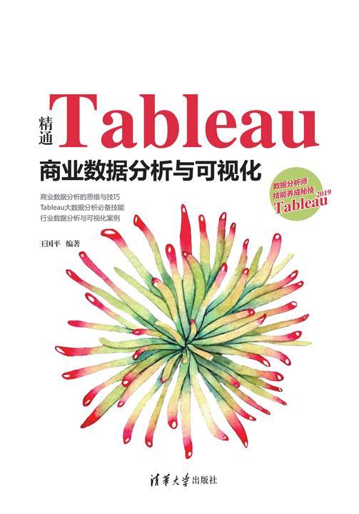 精通Tableau商业数据分析与可视化