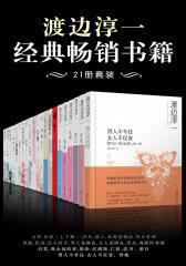 渡边淳一经典畅销书籍(21册套装)