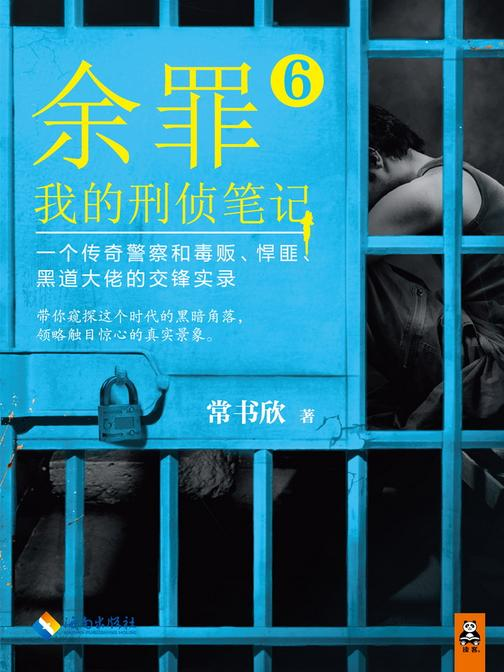 余罪:我的刑侦笔记6(同名网剧点击量破40亿!)
