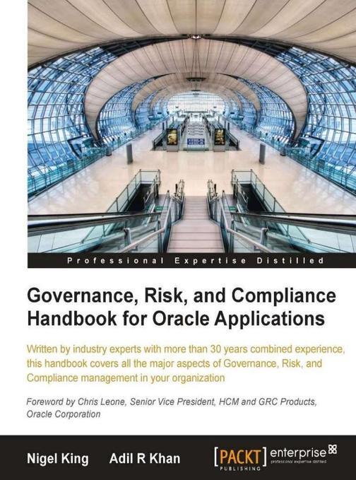 Governance, Risk, and Compliance Handbook