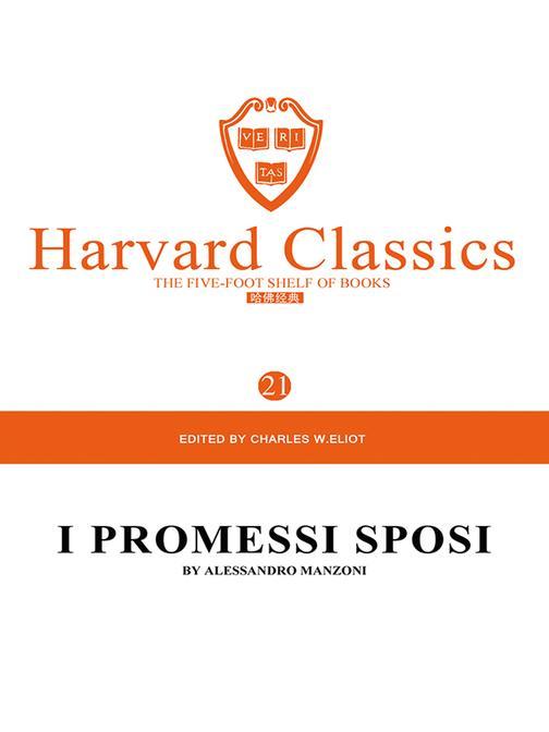 百年哈佛经典第21卷:许婚的爱人(英文原版)