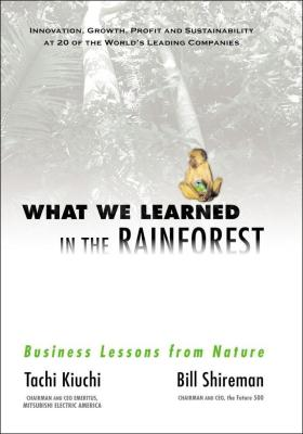 What We Learned in the Rainforest丛林智慧